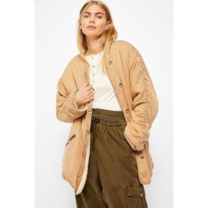 NWT Free People Ivy Jacket S Small